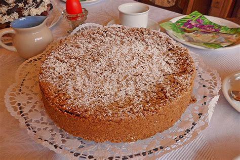 Gedeckter Apfel Cranberry Kuchen Rezept Mit Bild