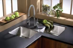 Kitchen Design With Corner Sink by Is A Corner Kitchen Sink Right For You Solving The Dilemma