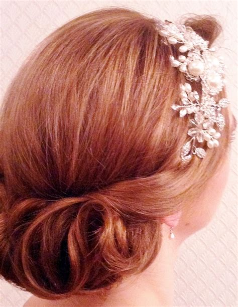 Wedding Hair Up Glasgow by The To Be In Glasgow Hair Make Up