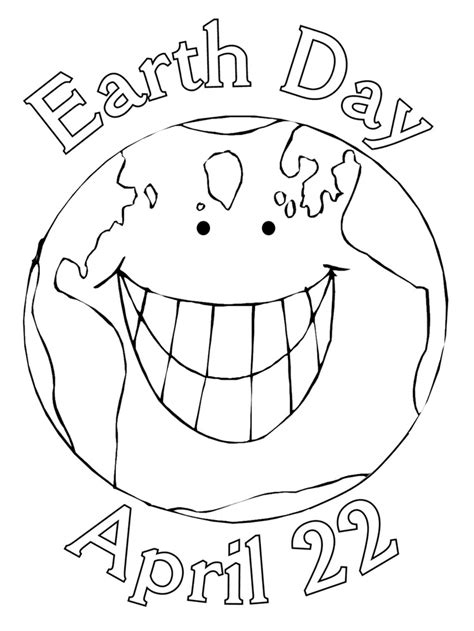 coloring pages elementary students earth day activities for roommomspot