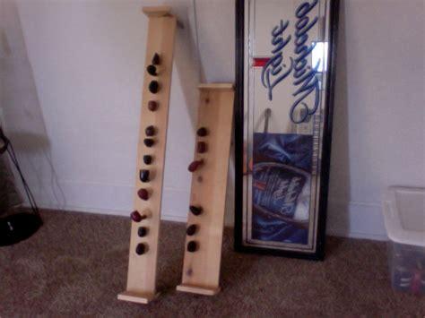 tobacco pipe rack plans pipe rack