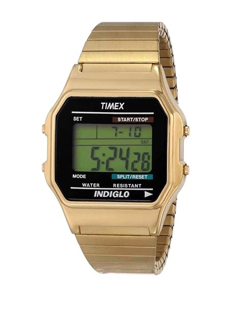 timex 80s retro style digital dress mens stage