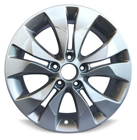 The Alloy Of 17x6 5 honda cr v alloy wheel road ready wheels
