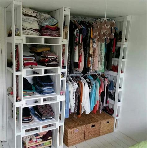 clothes storage ideas diy bedroom clothing storage ideas