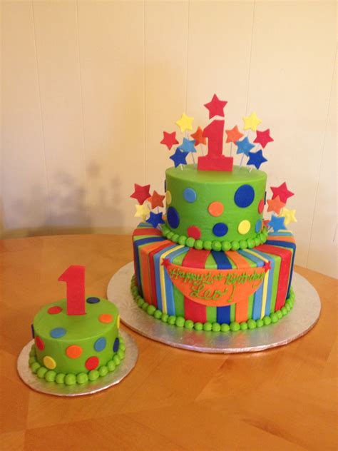 Brightlor St  Ee  Birthday Ee   Cake Main Made Custom Cakes