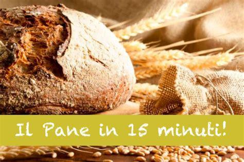 fare il pane in casa a mano pane fatto in casa in 15 minuti