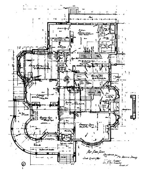 historic mansion floor plans historic mansion floor plans 28 images 1900s house
