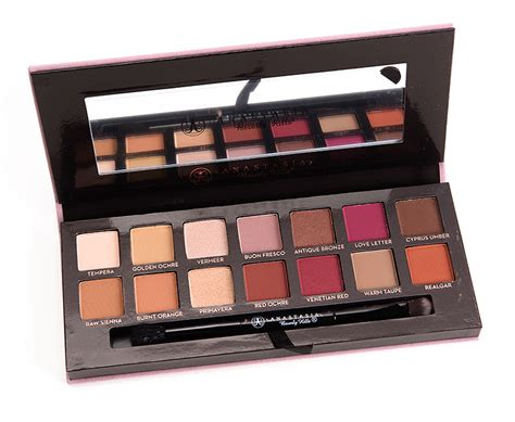 Harga Make Eyeshadow Pallete modern renaissance eyeshadow palette review