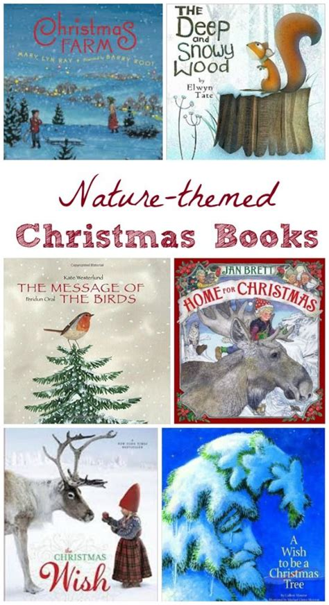 themes in literature about nature christmas play ideas using items from nature christmas