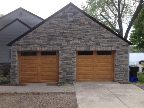 garage door veneer kit