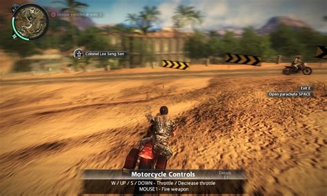 Just Cause 2 Schnellstes Auto by Just Cause