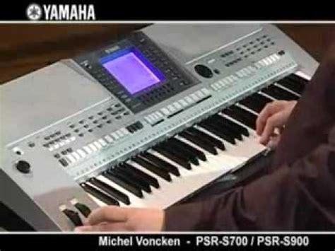 Keyboard Yamaha Psr S700 Second yamaha psr s700 s900 m voncken stereo