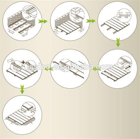 Interlocking Waterproof Composite Deck Tile,Wpc