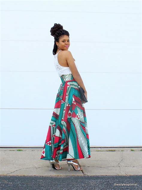 african dress skirt style 2014 style optimist african print maxi skirt style optimist