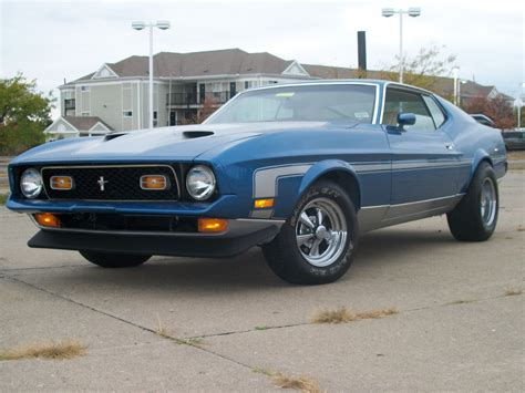 1 for sale for sale 1972 mach 1 90 restored the mustang source
