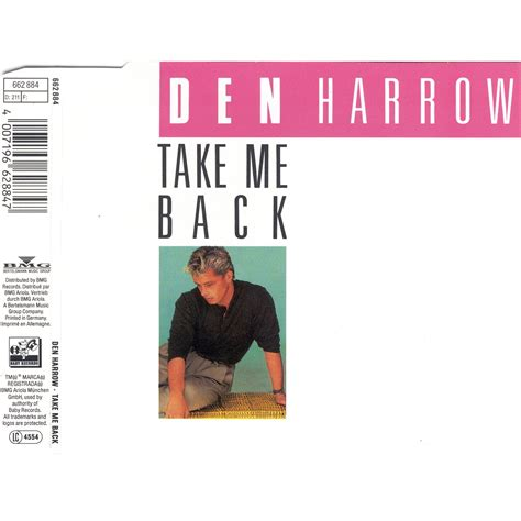 take me back to you free mp3 download take me back single den harrow mp3 buy full tracklist