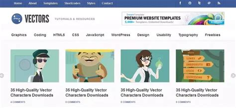 Tutorial Websites List | which wordpress theme should i use for a tutorial website