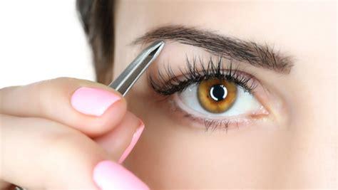 Eyebrows Treatment Paket 2 preverjamo metode oblikovanja obrvi revija 綵enski svet