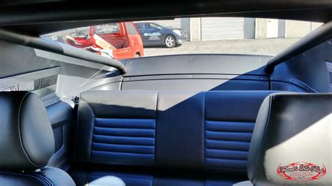 Mustang Auto Upholstery by 1968 Ford Mustang Fastback Custom Upholstery Frank S