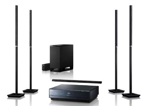 home theater systems for complete family entertainment