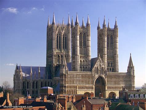 spire lincoln 1549 lincoln cathedral tower and spire collapse