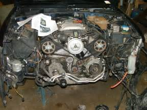 diy b6 a4 1 8t timing belt and water change home