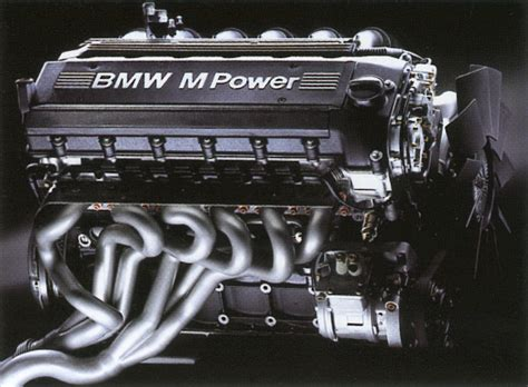bmw s50b30 m power engine complete zerotohundred