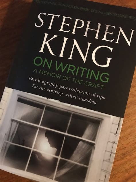 Stephen King Essay by Why Worry About The Outcome Anyway