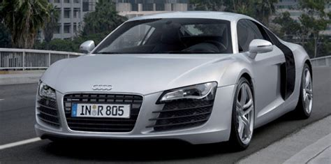 Audi R8 Led Headlights by Audi R8 Now Available With Led Headlights