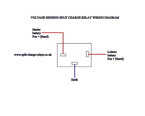 revolution voltage sensitive relay wiring diagram