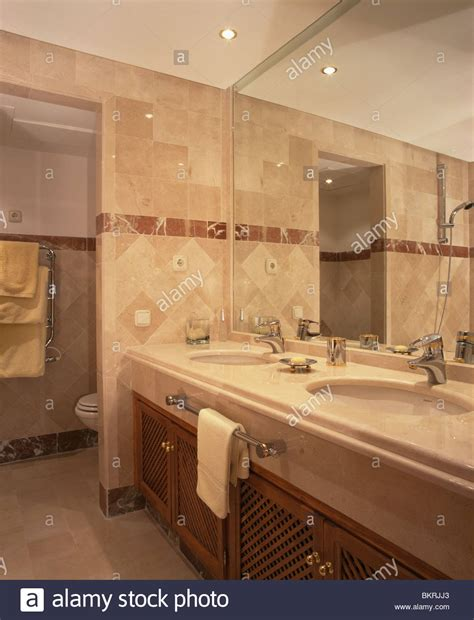 modern tiled bathrooms modern beige tiled bathroom bathroom with large fitted