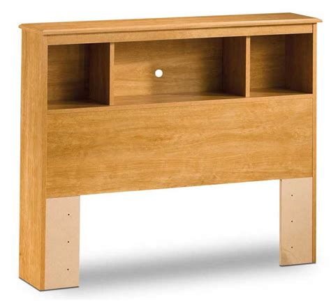 maple bookcase headboard buy south shore step one natural maple twin bookcase