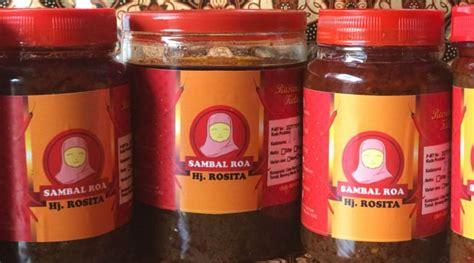Jual Tempat Sambal by Jual Sambal Roa Di Makassar Wa 085299330523