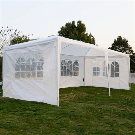 Canopy Tent With Sidewalls - gazebo tent canopy patio design 362