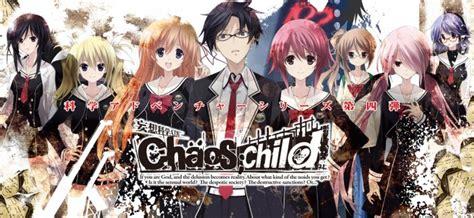 Chaos Child La Cin 233 Matique D Ouverture Du Jeux Vid 233 O 5pb
