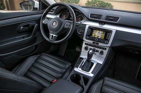 2014 Volkswagen Cc Interior 2014 volkswagen cc r line interior photo 7