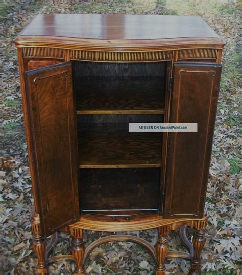antique radio cabinet for sale modal title