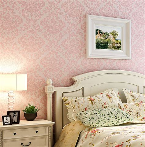 Grey Vintage Bedroom Wallpaper Light Pink Wallpaper For Bedrooms 2017 Grasscloth Wallpaper