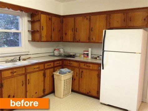 kitchen cabinet redo before after a 1950s kitchen gets a modern diy makeover