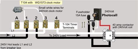 photocell sensor wiring diagram gooddy org