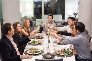 kitchensurfing dinner party fashionable hostess