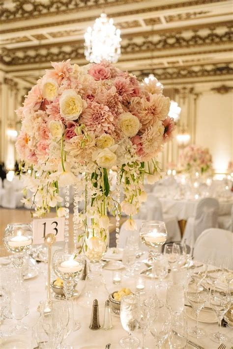 elegant blush gold wedding at the fairmont wedding