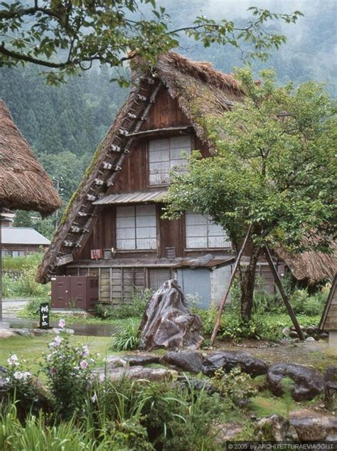 giardino zen casa shirakawa go ogimachi il giardino zen della casa kanda