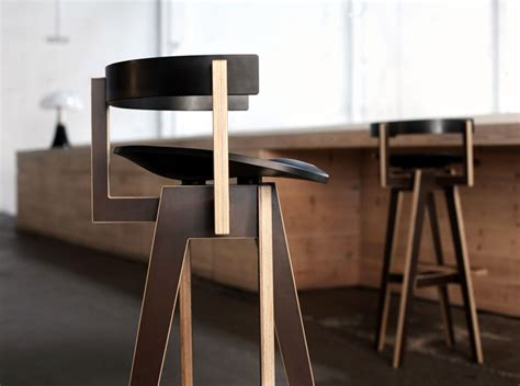 bar stool design mediodesign at in the room d3 design talents interiorzine