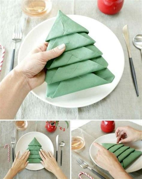 Creative Paper Napkin Folding - creative napkin ideas for your dining table