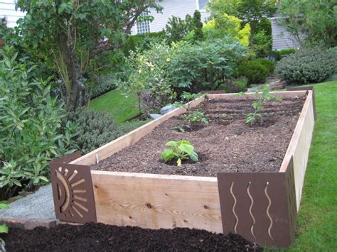 Garden Planter Boxes Ideas Garages For Every Home