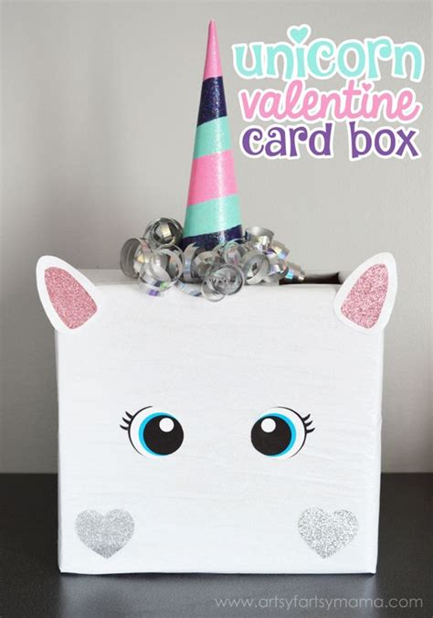 7 adorable diy for valentine s day eatwell101 29 adorable diy valentine box ideas unicorn valentine