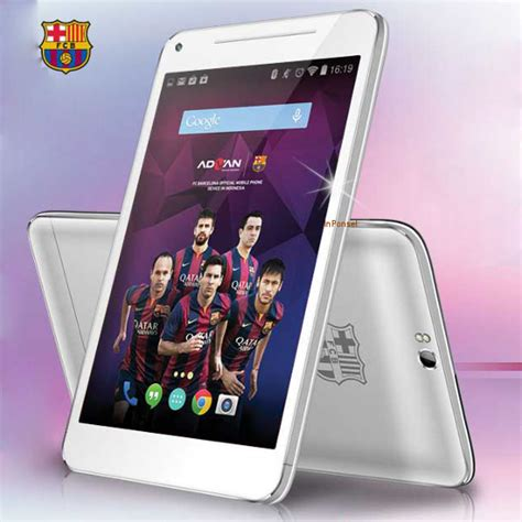 Tablet Barca advan barca tab 7 berita spesifikasi review galeri foto harga service center