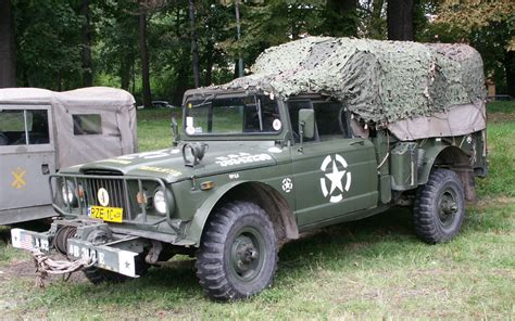 Jeep Enthusiast M715 Kaiser Jeep Jeep Enthusiast