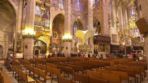 serre de palma opening hours 50 incredible interior pictures of palma cathedral in spain